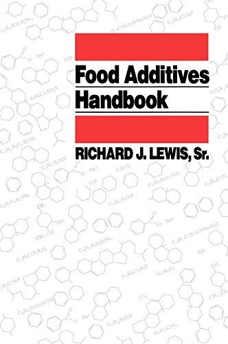 9780442205089: Food Additives Handbook