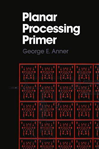 9780442206574: Planar Processing Primer