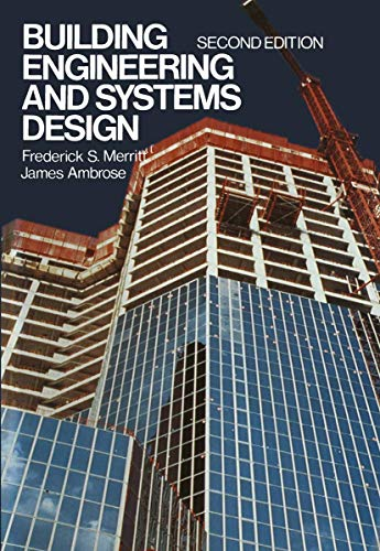 9780442206680: Building Engineering and Systems Design