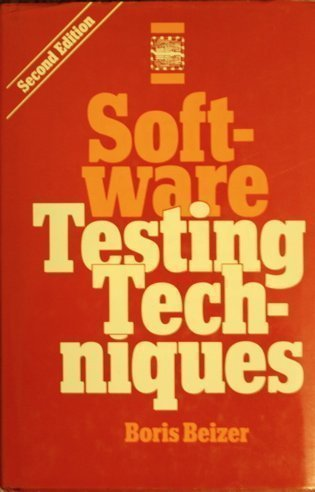 9780442206727: Software Testing Techniques