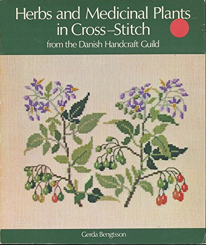 9780442206772: Herbs and Medicinal Plants in Cross-stitch
