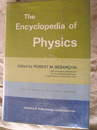 9780442206918: Encyclopaedia of Physics
