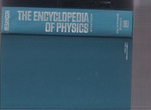 Encyclopaedia of Physics: Van Nostrand Reinhold