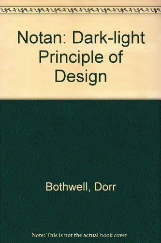 9780442207328: Notan: Dark-light Principle of Design