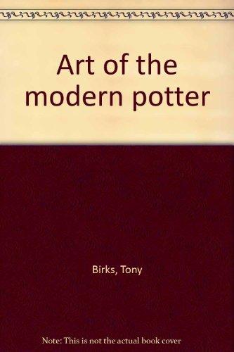 Art of the modern potter: Birks, Tony