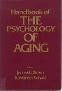 9780442207977: Handbook of the Psychology of Aging (The Handbooks of Aging Series)