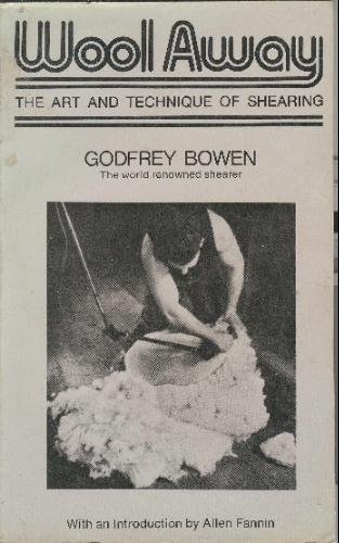 9780442209636: Wool Away: The Art and Technique of Shearing