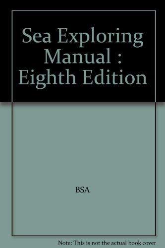 9780442209827: Sea Exploring Manual
