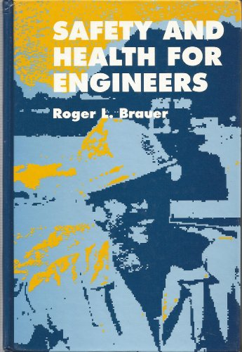 9780442211257: Safety and Health for Engineers