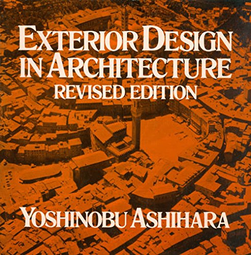 9780442212032: Exterior Design in Architecture