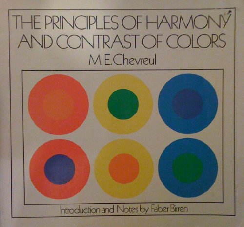 9780442212124: Principles of Harmony and Contrast of Colours, The