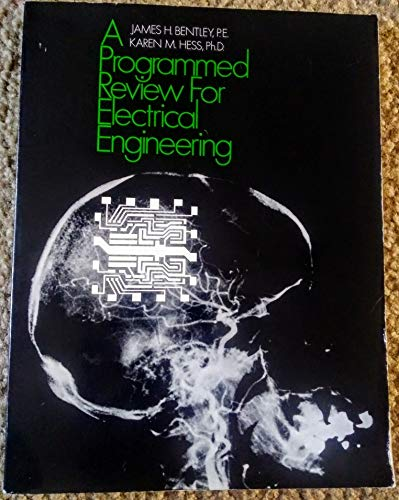 9780442213909: Programmed Review for Electrical Engineering