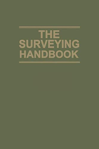 9780442214234: The Surveying Handbook