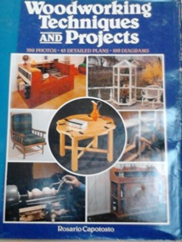 9780442214975: Woodworking Techniques and Projects