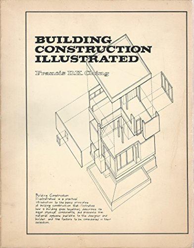 9780442215323: Building Construction Illustrated