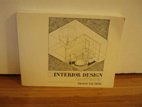 9780442215378: Interior Design Illustrated