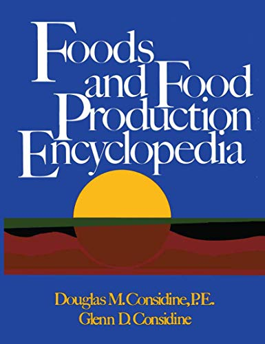 9780442216122: Foods and Food Production Encyclopedia