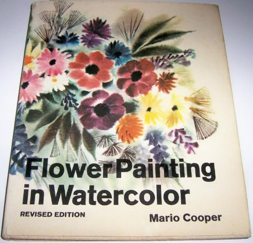 Flower Painting in Watercolor