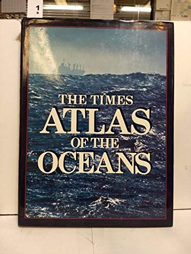 9780442216610: The Times Atlas of the Oceans