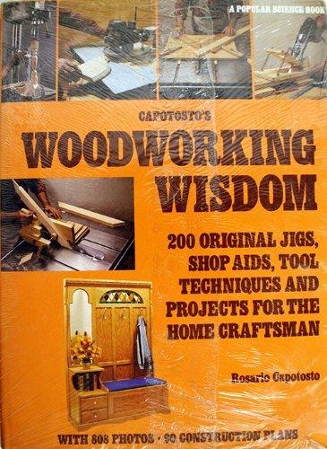 9780442216962: Woodworking Wisdom