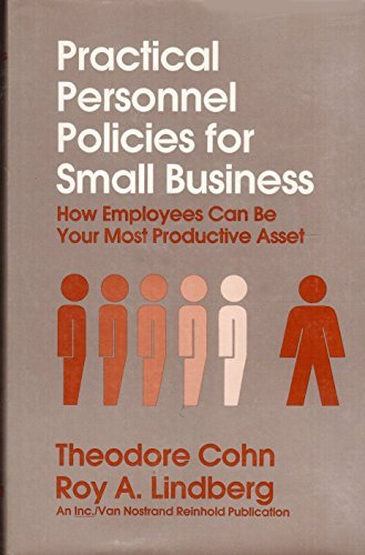 9780442216993: Practical Personnel Policies for Small Businesses