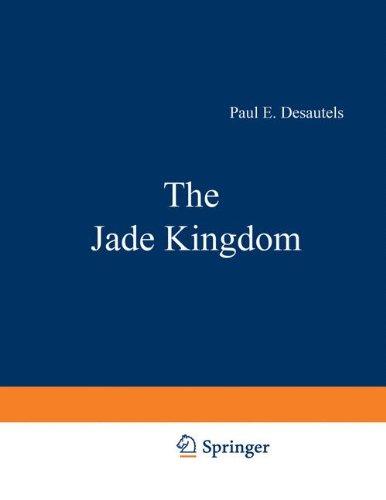9780442217976: The Jade Kingdom