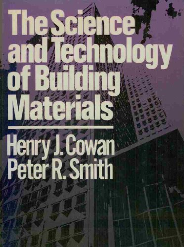 9780442217990: The Science and Technology of Building Materials