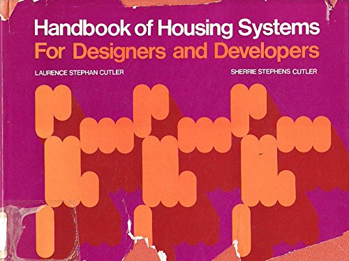 9780442218201: Handbook of Systems Housing for Designers and Developers
