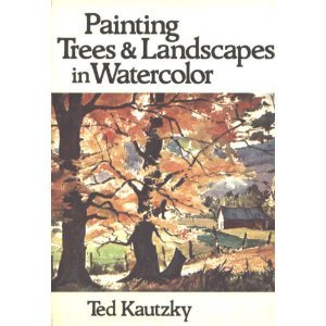 9780442219185: Painting Trees and Landscapes in Watercolour