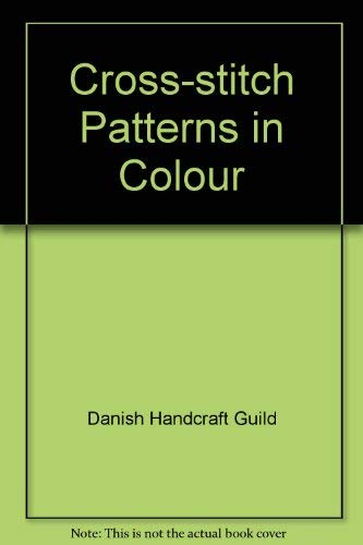9780442219840: Cross-stitch Patterns in Colour