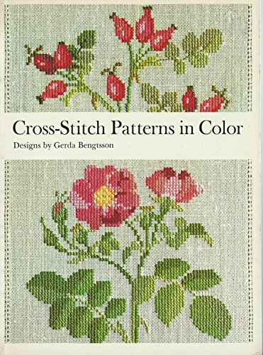 9780442219857: Cross-Stitch Patterns in Color