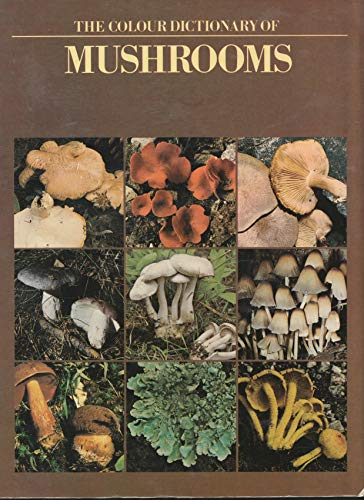 9780442219987: Vnr Color Dictionary of Mushrooms