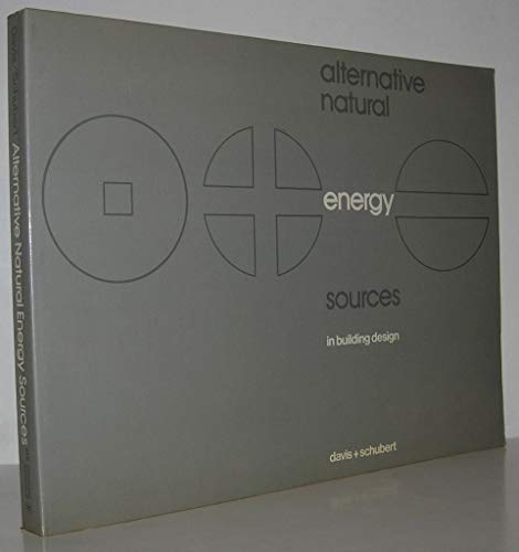 9780442220082: Alternative Natural Energy Sources