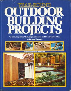 9780442220778: Year-Round Outdoor Building Projects
