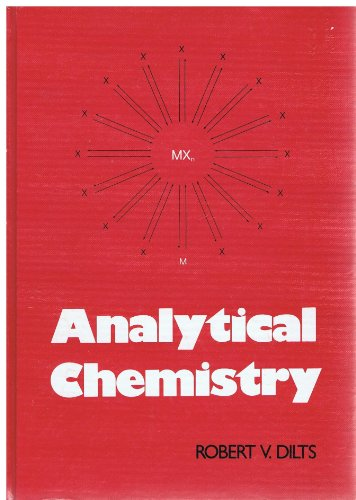 9780442221584: Analytical Chemistry