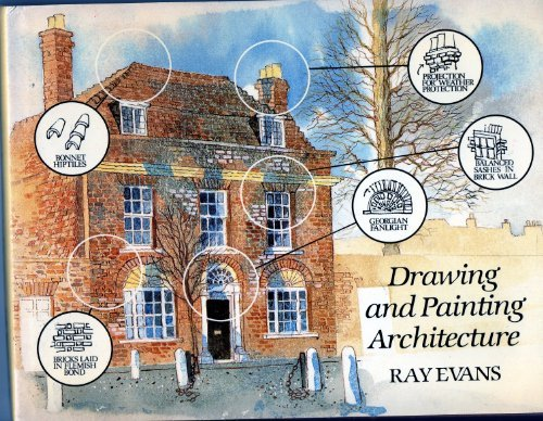 9780442221973: Drawing and Painting Architecture