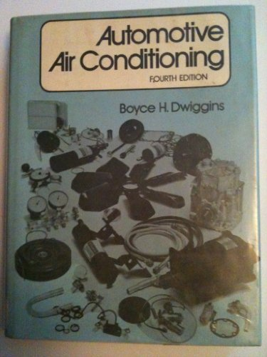 9780442222161: Automotive Air Conditioning
