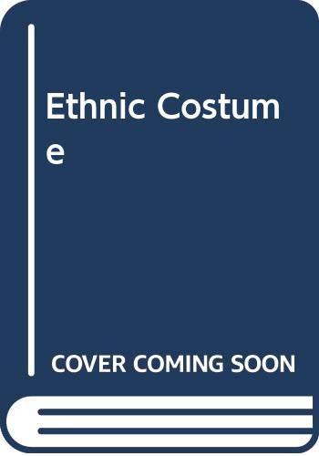9780442222178: Ethnic Costume