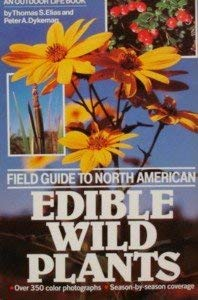 9780442222543: Field Guide to North American Edible Wild Plants