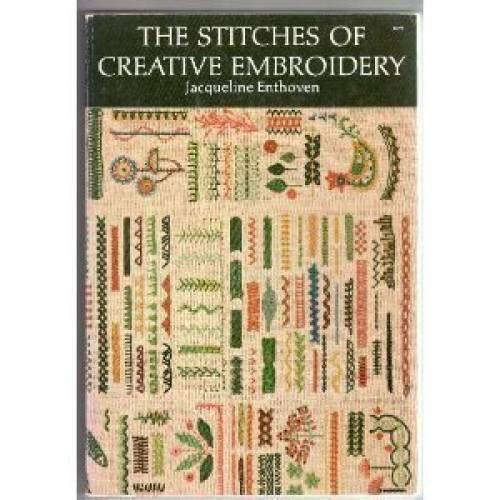 9780442223182: The Stitches of Creative Embroidery