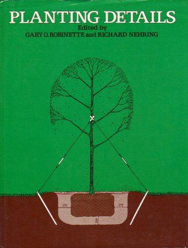 Planting details: Van Nostrand Reinhold