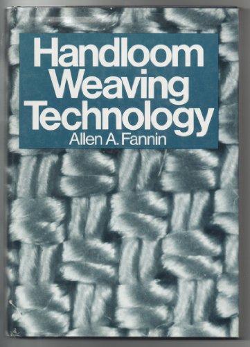 Handloom Weaving Technology: Allen A. Fannin