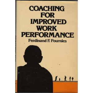 9780442224608: Coaching for Improved Work Performance