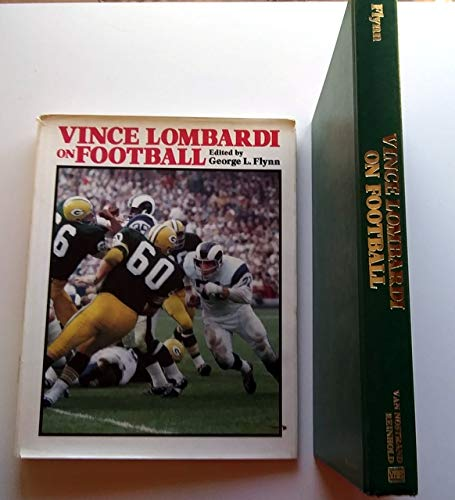 9780442225407: Vince Lombardi on Football