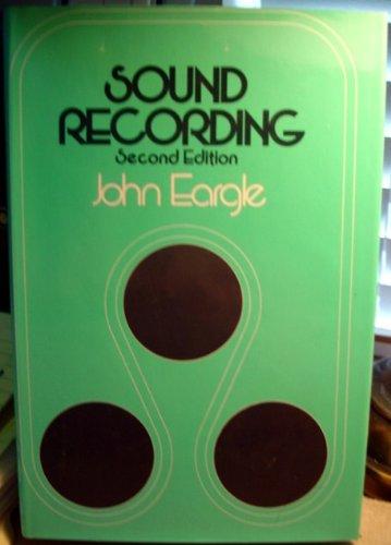 9780442225575: Sound Recording