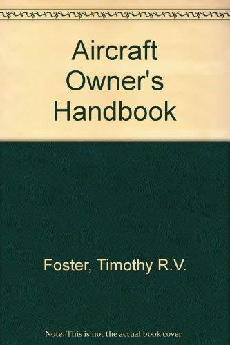9780442225810: Aircraft Owner's Handbook
