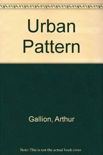 9780442225995: Urban Pattern
