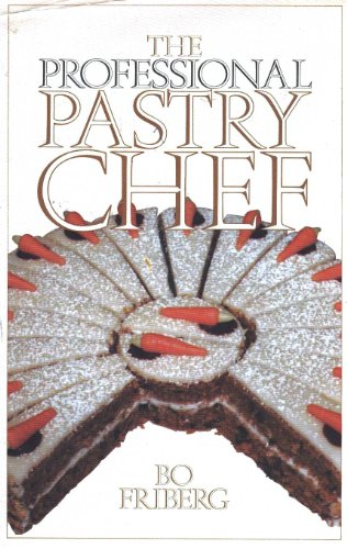 9780442226350: The Professional Pastry Chef