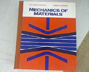 mechanics of materials gere pdf