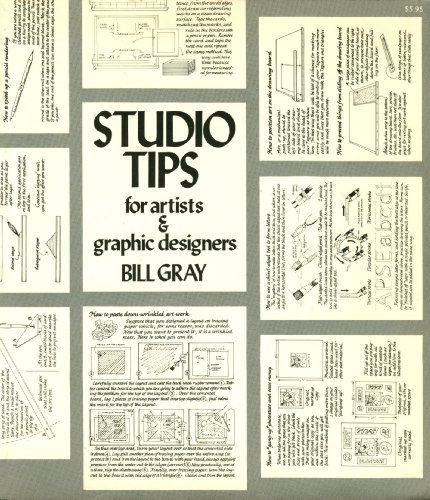 9780442228194: Studio Tips for Artists and Graphic Designers